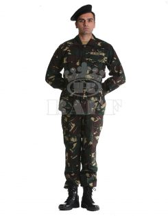 Soldier Clothing