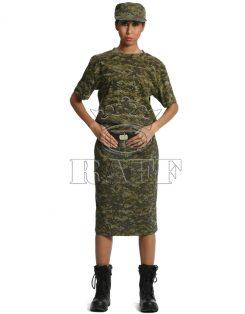 Tenue Militaire Féminin