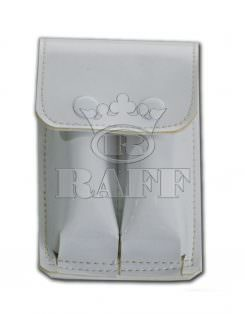 Double Leather Charger Holster