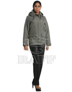 Manteau Feminin de Police