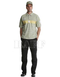 T-shirt de Police / 2007