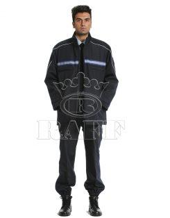Manteau de Police / 2026