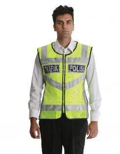 Gilet de Police / 2035