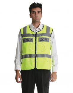 Gilet de Police / 2036