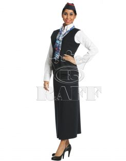 Stewardess Uniform / 3007