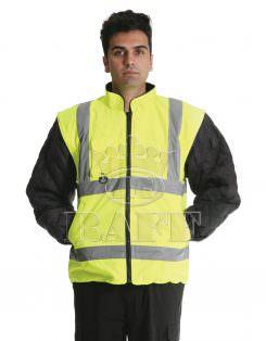 Yellow Working Coat