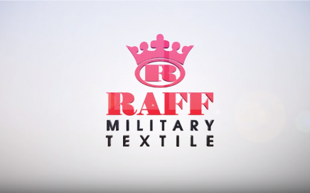 RAFF MILITARY TEXTILE VIDEO