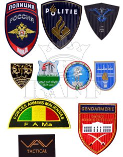 Badges et Patches / A-10
