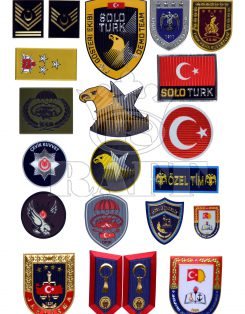 Patches Militares / A-11