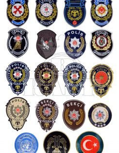 Police Badges / A-13