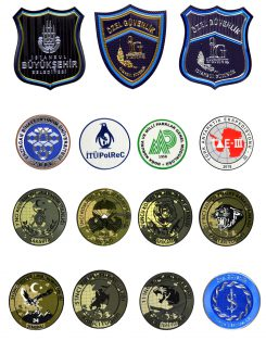 Badges et Patches