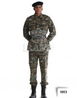 Uniforme Militar / 1003