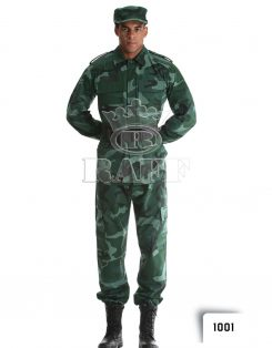 Uniforme Militar / 1001