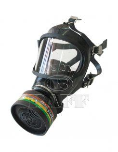 Mascara De Gas Para Bomberos / 2687