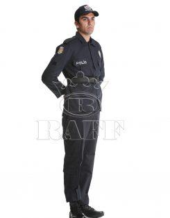 Policia / Uniforme de Seguridad (Camisa / 2000