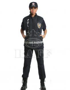 Policia / Uniforme de Seguridad (Camisa / 2002