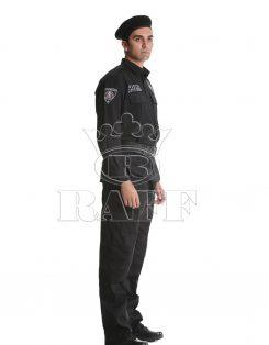 Policia / Uniforme de Seguridad (Camisa / 2004