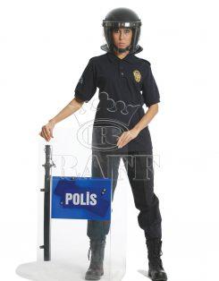 Policia / Uniforme de Seguridad (Camisa / 2005