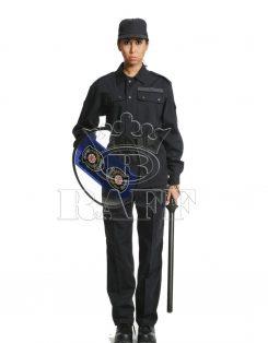 Policia / Uniforme de Seguridad (Camisa / 2006