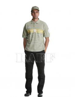 Policia / Uniforme de Seguridad (Camisa / 2007