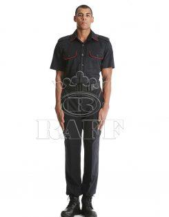 Policia / Uniforme de Seguridad (Camisa / 2010