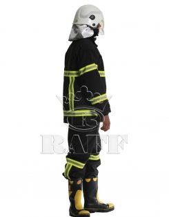 الأحذية المطاطية لرجال الاطفاء