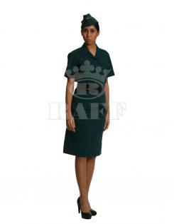 Ženska vojna uniforma / 1800