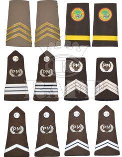Military Ranks / A-6