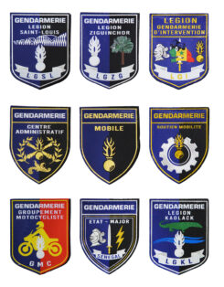 Military Badges / A-20