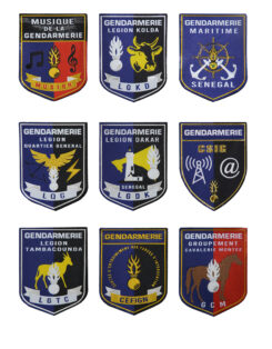 Military Badges / A-21