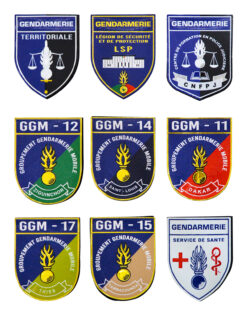 Military Badges / A-22